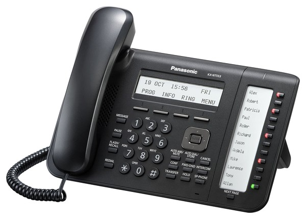 KX-NT553 phone system