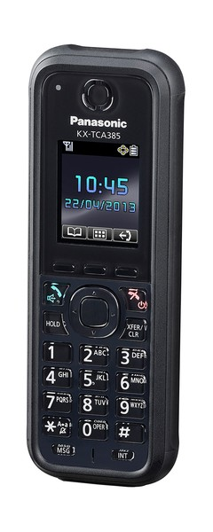 Téléphone sans fil Panasonic KX-TCA385