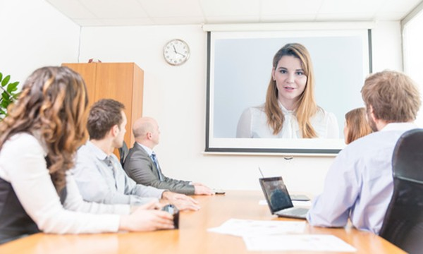 The 5 benefits of teleconferencing